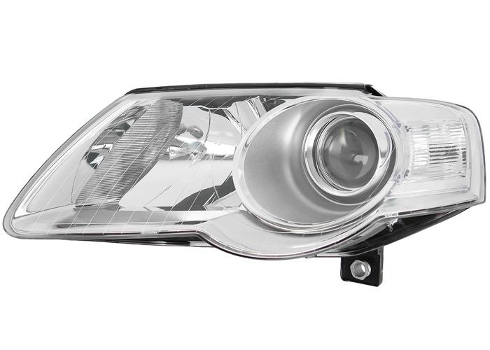 For VW PASSAT (3C2) 03.05 - 11.10 Halogen Left Headlight  RHD - 2