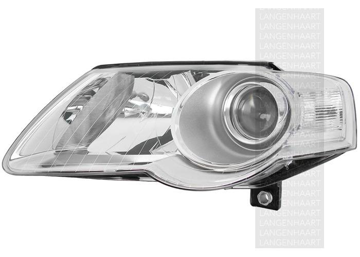 For VW PASSAT (3C2) 03.05 - 11.10 Halogen Left Headlight  RHD - 1