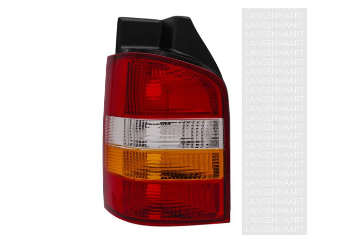 For VW TRANSPORTER CARAVELLE Mk V Bus 04.03 - Halogen Left Rear light LHD RHD - 1