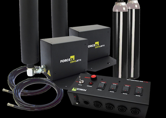 ForceFX Cryo Jet II CO2 Jet Kit - 1