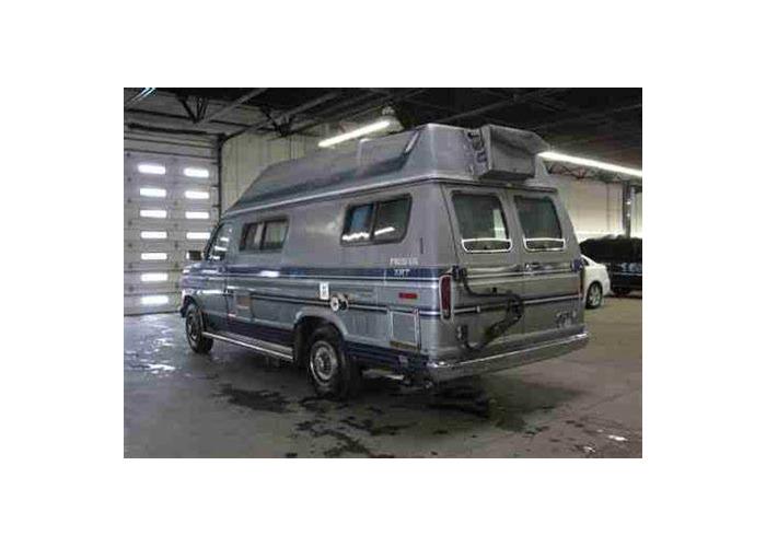 Ford e150 campervan - 1