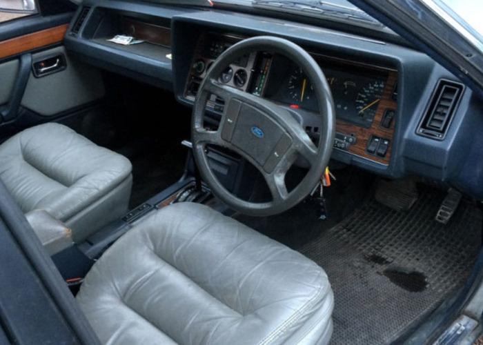 Ford Granada Mk2 Ghia (1984) - 2