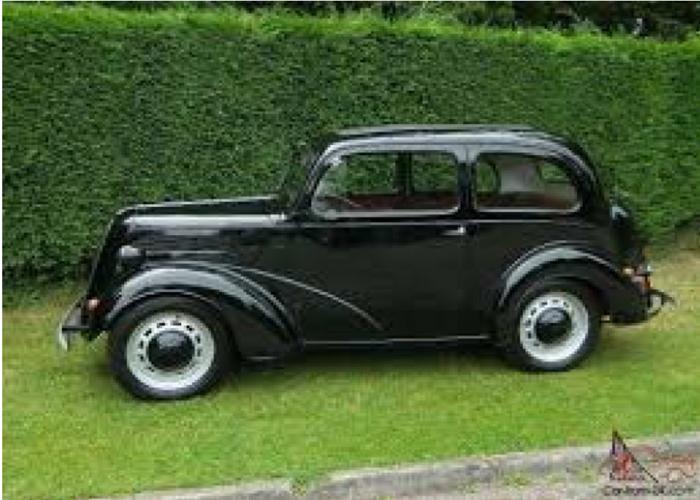 Ford Popular (1955) - 1