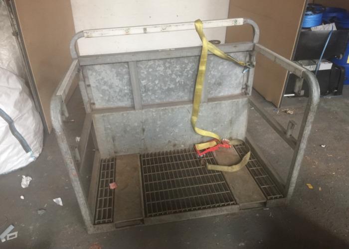 Forklift Access Platform - 1