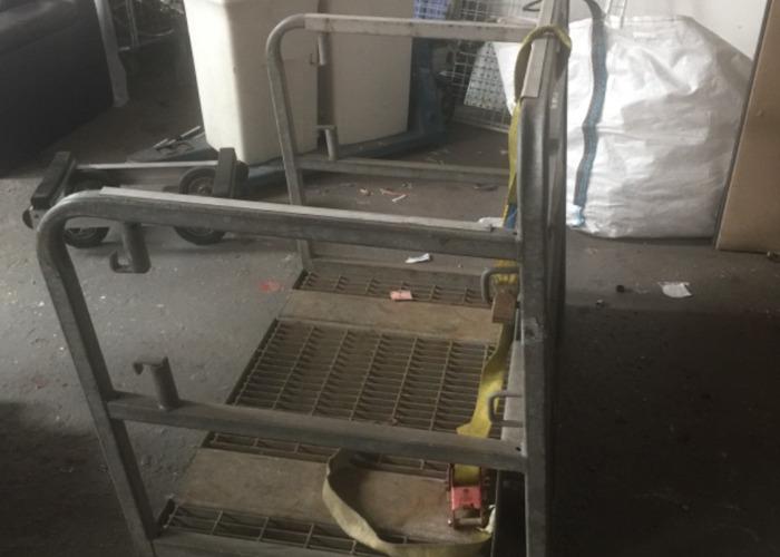 Forklift Access Platform - 2