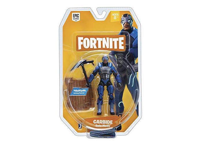 Fortnite FNT0011 Solo Mode 1 Figure Pack-Carbide - 1