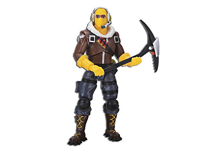 Fortnite FNT0014 Solo Mode 1 Figure Pack-Raptor - 2
