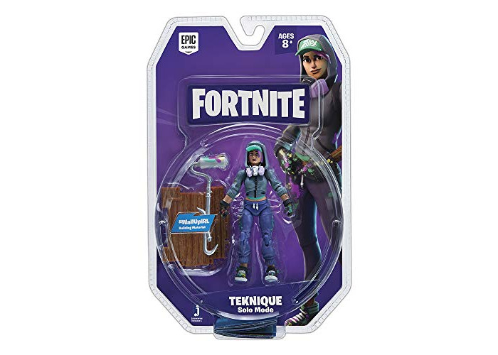 Fortnite FNT0015 Solo Mode Core Figure Teknique - 1