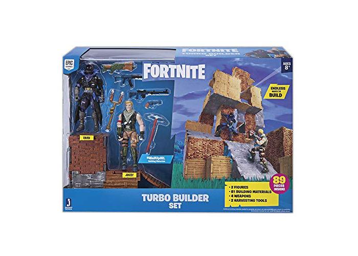 Fortnite FNT0036 Turbo Builder Set 2 Figure Pack - 1