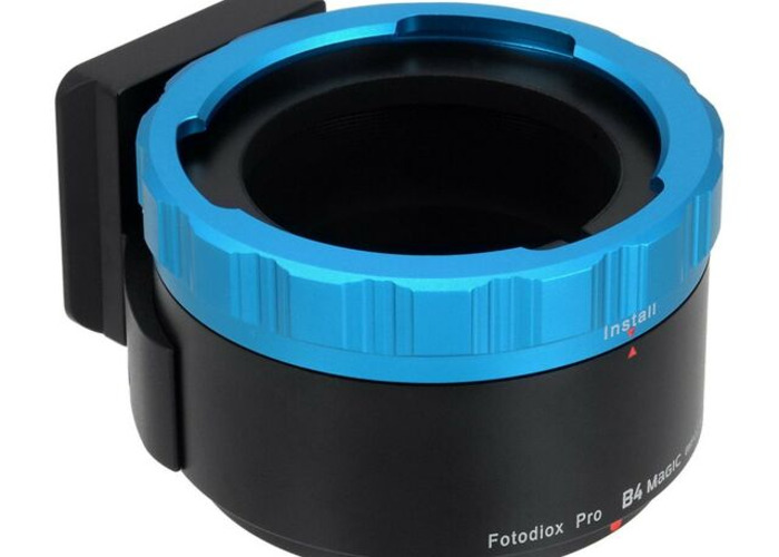 Fotodiox Pro B4 Magic Adapter for BMPCC - 1