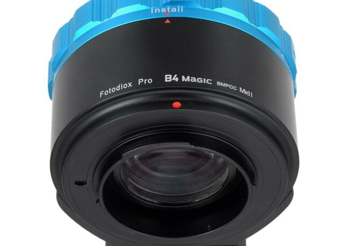 Fotodiox Pro B4 Magic Adapter for BMPCC - 2
