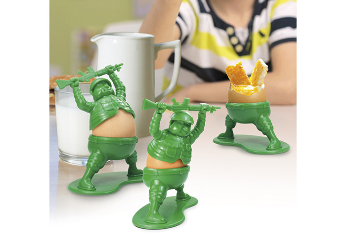 Fred EGG SOLDIER Egg Cup - 1