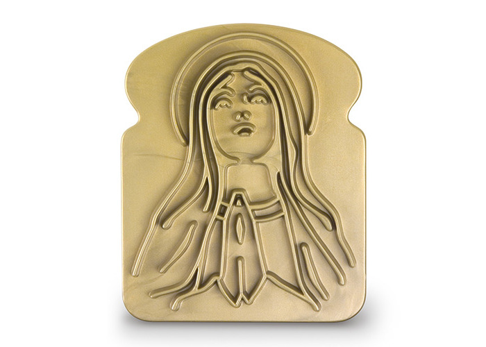 Fred HOLY TOAST Bread Stamp - 1