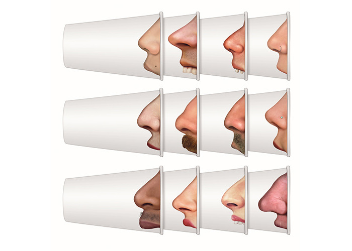 Fred PICK YOUR NOSE Nose Cups - 1