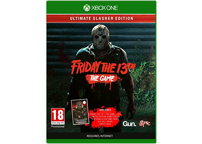Friday The 13th Game Ultimate Slasher Edition (Xbox One) [video game] - 1