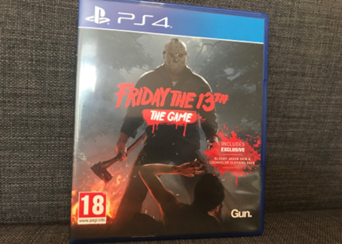 Friday the 13th The Game PS4 - video game - 1