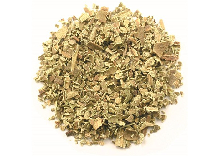 Frontier Natural Products, Cut & Sifted Yerba Mate Leaf, 16 oz (453 g) - 1