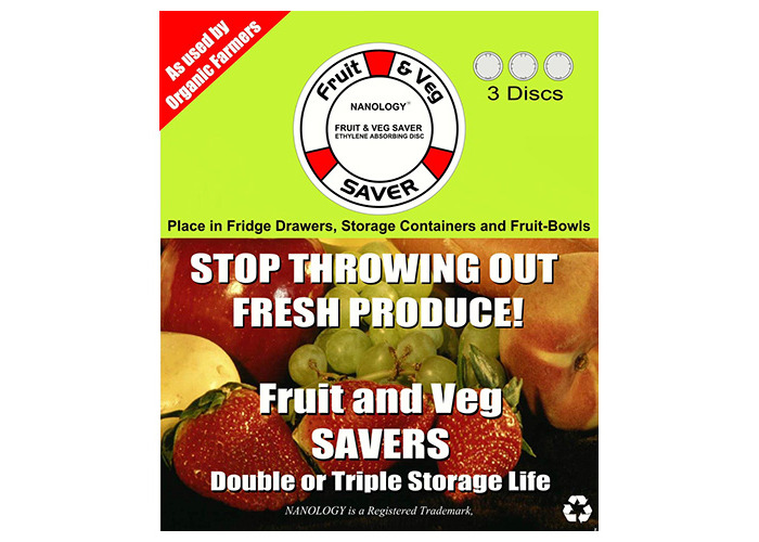 Fruit and Veg Savers - 3 Discs - 1