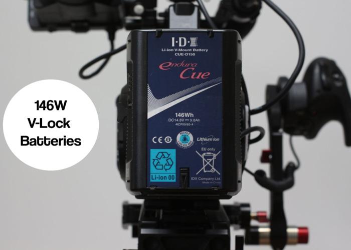 FS7 Camera & Operator  - 2