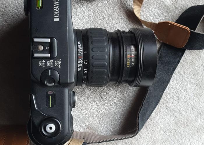 Fuji - GW690III - Camera  - 1