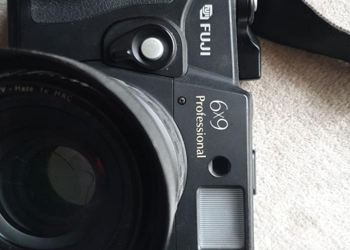 Fuji - GW690III - Camera  - 2