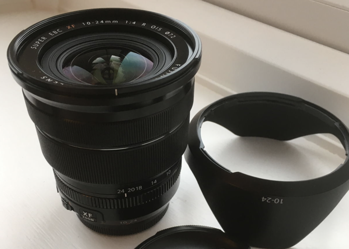 Fuji 10-24mm f4 IS Excellent wide zoom - 1