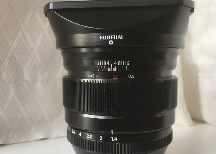 """Fuji 16mm f1.4 """"Best wide angle I ever owned!"""" - 1"""