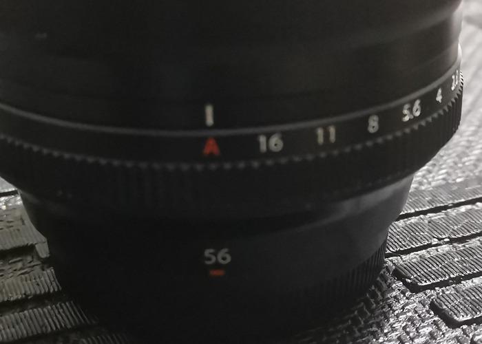 Fuji 56mm 1.2 - 2