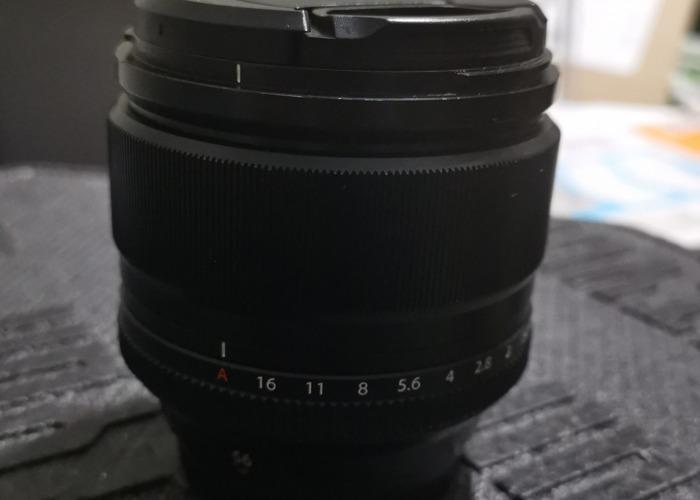 Fuji 56mm 1.2 - 1