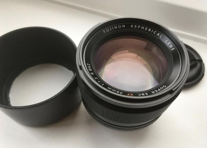 """Fuji 56mm f1.2 """"low light fuji king"""" - 1"""