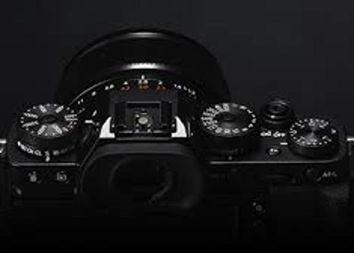 Fujifilm X t3 camera for 26mp + 4k vid fuji xt3  - 1