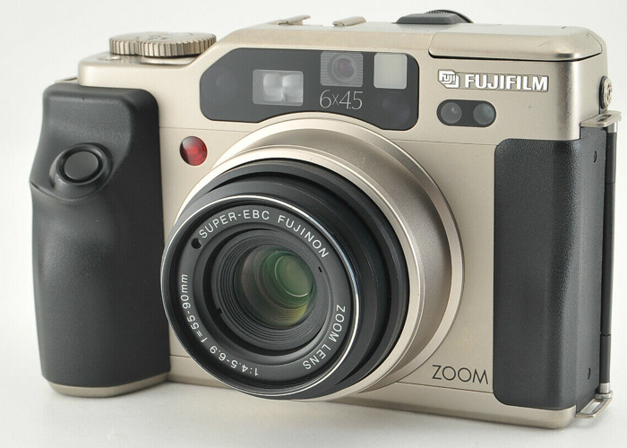 Fuji GA645zi - 1