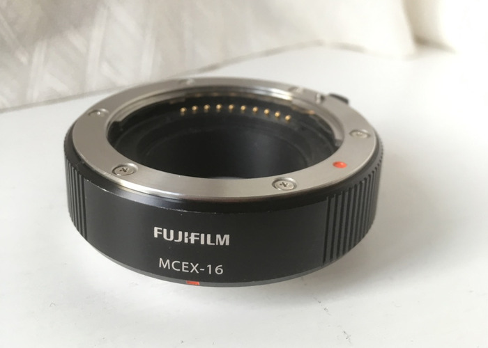 Fuji Macro MCEX-16 extension tube - 1