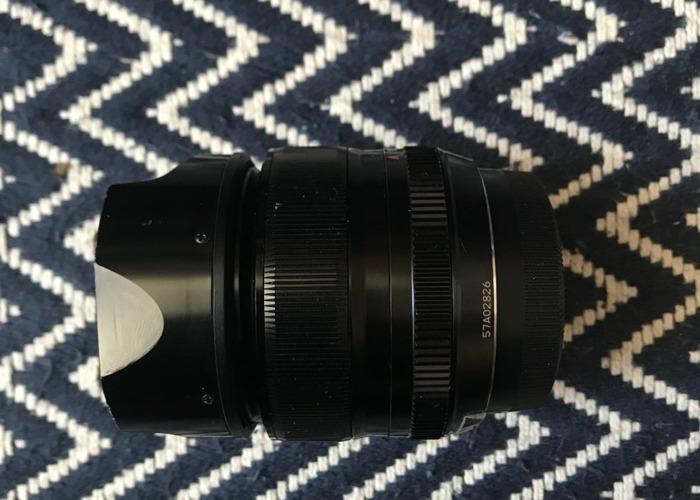 Fuji XF 35mm 1.4 - 1