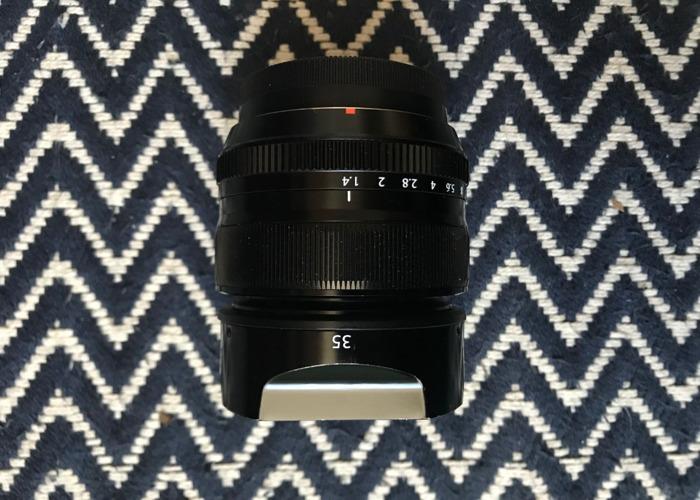 Fuji XF 35mm 1.4 - 2