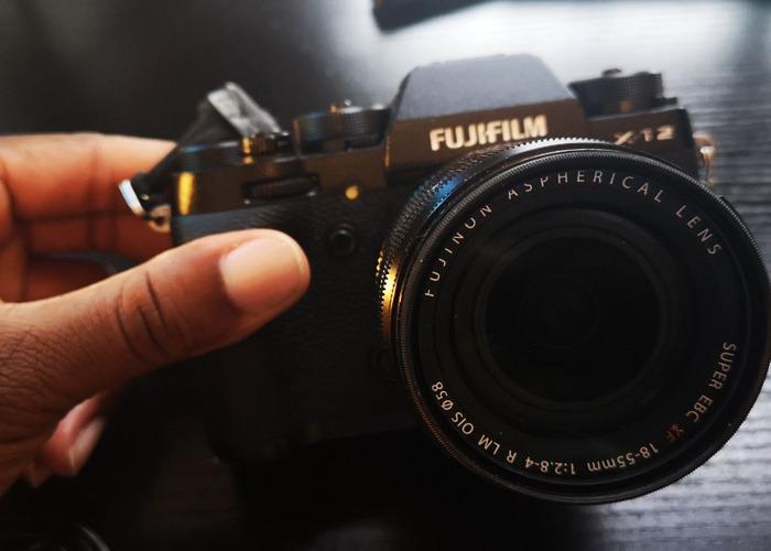 Fuji X-T2 + XF 18-55mm Kit Lens - 1