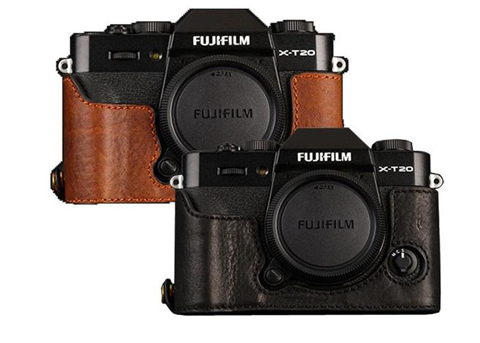 Fuji X-T20 18-55mm + Case + Battery - 1