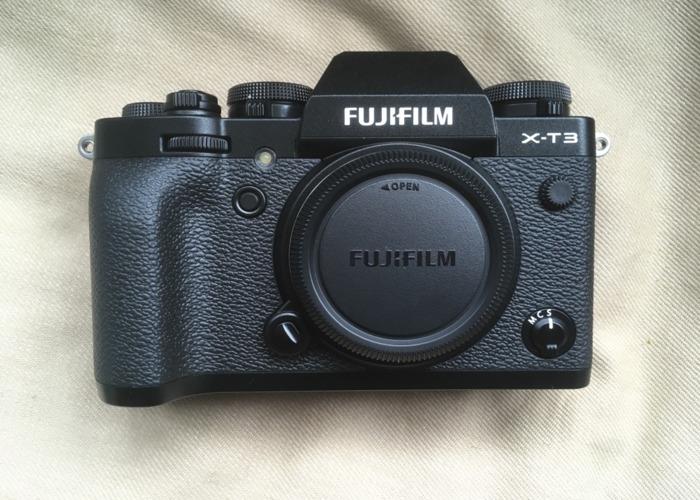 Fuji X-T3 superb stills & Video - 1