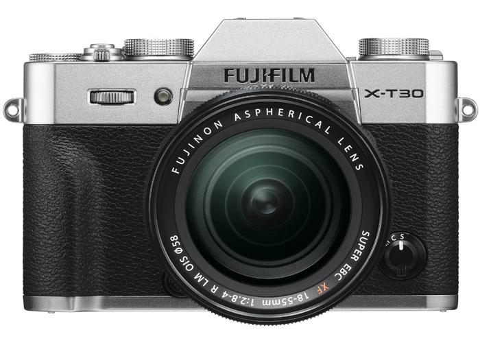 Fuji xt30 x-t30 mirrorless camera with 16-50mm Fuji XC Lens - 1