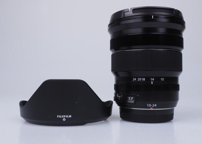 Fujifilm 10-24mm f4 - 1