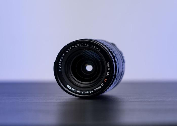 Fujifilm 18-55mm f2.8-4 XF Lens - 2