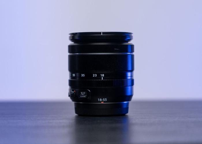 Fujifilm 18-55mm f2.8-4 XF Lens - 1