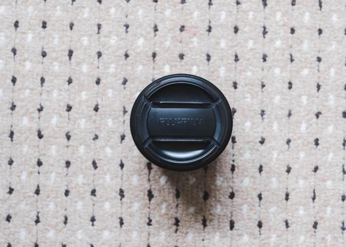 Fujifilm 23mm f/1.4 lens - 1
