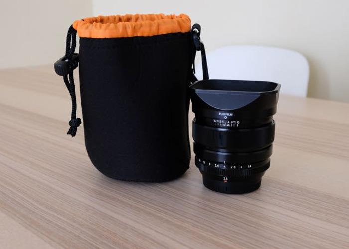 Fujifilm XF 23mm f / 2R WR Lens - 1