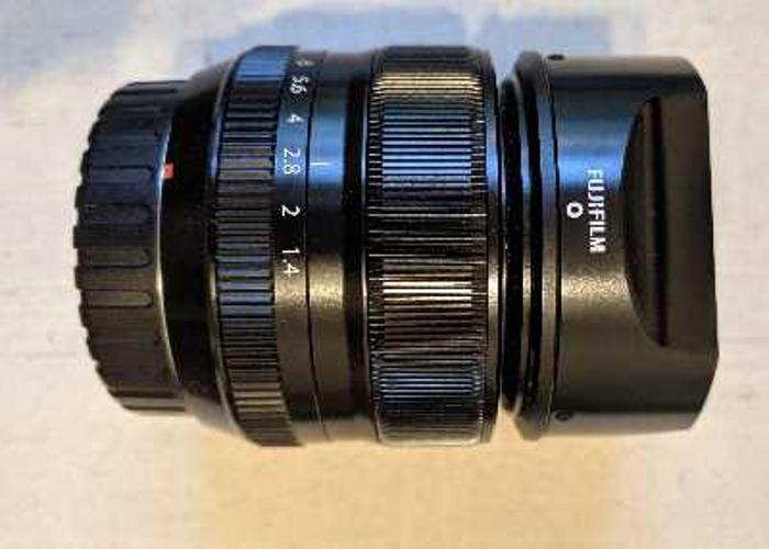 Fujifilm 35mm f1.4 - 2