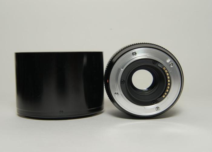 Fujifilm 60mm f2.4 R Macro Fujinon Black Lens - 2