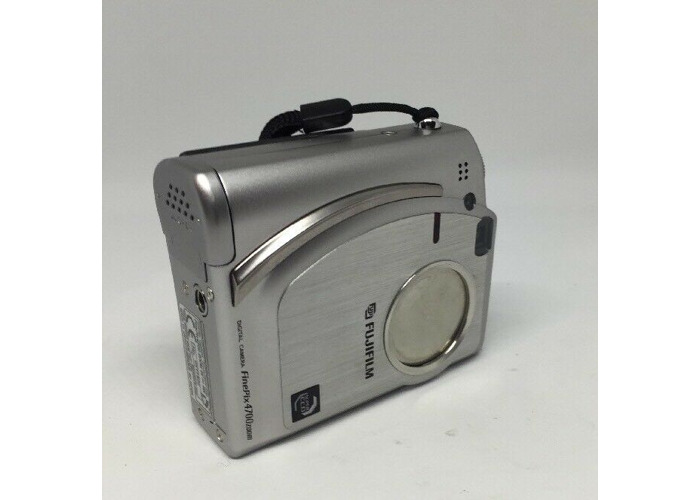 Fujifilm FinePix 4700 Zoom 2.2MP Digital Camera Smart media card Vintage #278 - 1
