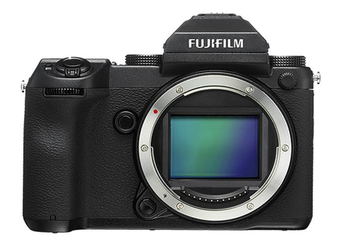 Fujifilm Fuji GFX 50s Medium Format Digital Camera - 1