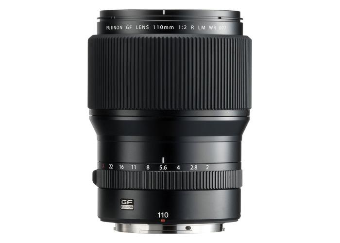 Fujifilm Fuji FUJINON LENS GF 110mm F2 R LM WR - 1