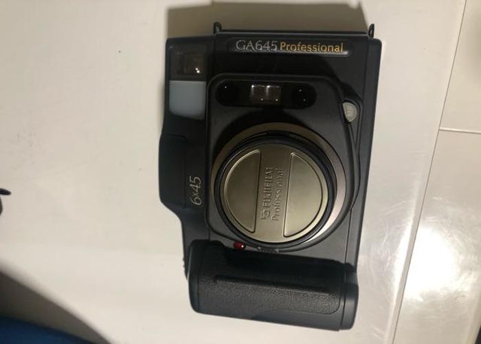 FujiFilm GA645 Pro - 1